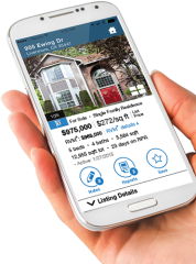 The New Mobile App for REALTORS<SUP>®</SUP>